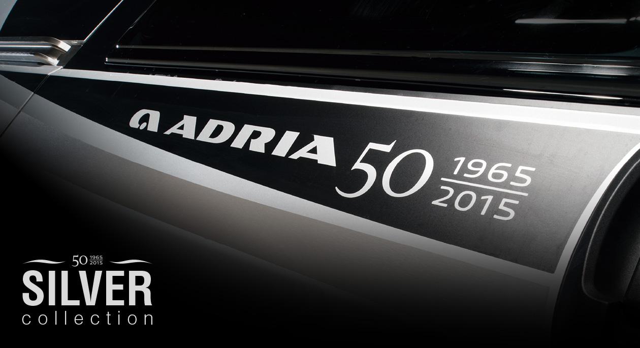 アドリアモービル50周年